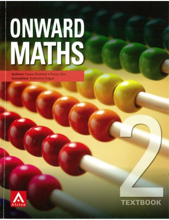 ONWARDS MATHS 2 Textbook