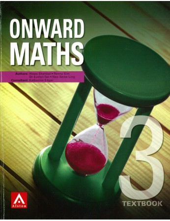 ONWARDS MATHS 3 Textbook