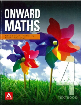 ONWARDS MATHS 4 Textbook