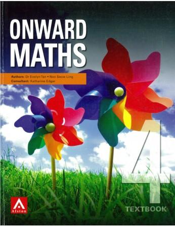 ONWARDS MATHS 4 Textbook