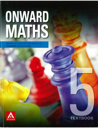 ONWARDS MATHS 5 Textbook