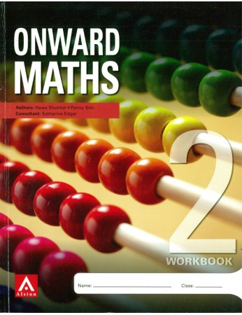 ONWARDS MATHS 2 Workbook