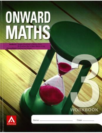 ONWARDS MATHS 3 Workbook