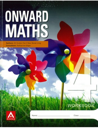 ONWARDS MATHS 4 Workbook
