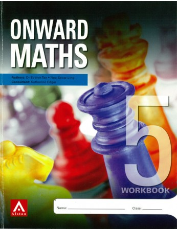 ONWARDS MATHS 5 Workbook