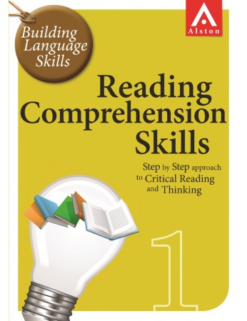 BUILDING LANGUAGE SKILLS - Reading Comprehension Skills 1 (Recommended for Primary 3 - 4)