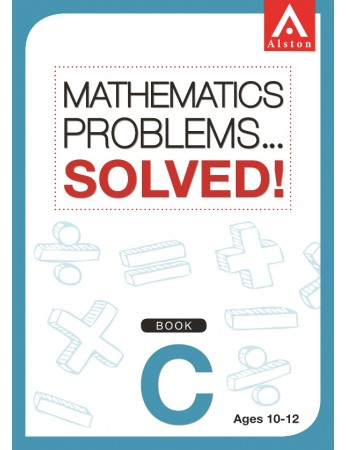 MATHEMATICS PROBLEMS... SOLVED! Book C