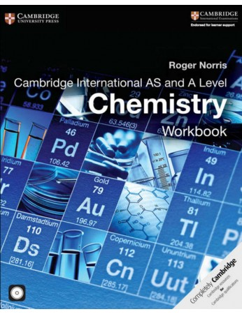 Cambridge International AS & A Level Chemistry Workbook with CD-ROM