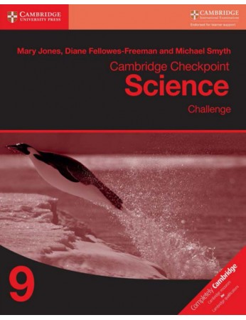 Cambridge Checkpoint Science Challenge 9