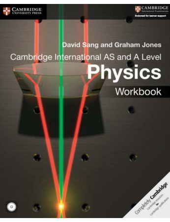 Cambridge International AS & A Level Physics Workbook with CD-ROM