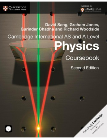 Cambridge International AS & A Level Physics Coursebook with CD-ROM (2nd edition)