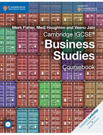 Cambridge IGCSE® Business Studies Coursebook with CD-ROM