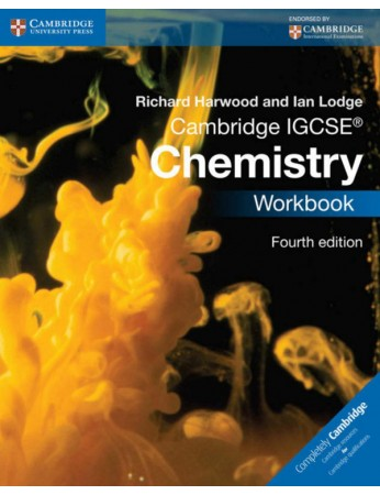 Cambridge IGCSE® Chemistry Workbook (4th edition)