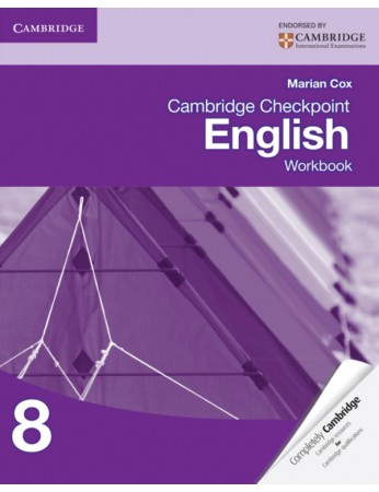 Cambridge Checkpoint English Workbook 8