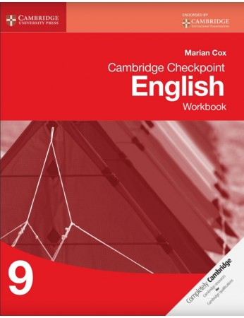 Cambridge Checkpoint English Workbook 9