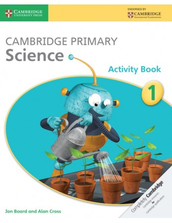 Cambridge Primary Science Activity Book 1