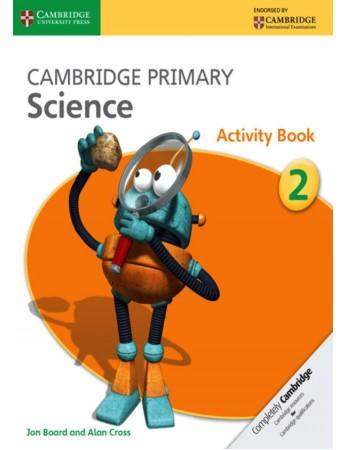 Cambridge Primary Science Activity Book 2