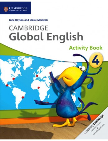 Cambridge Global English Stage 4 Activity Book