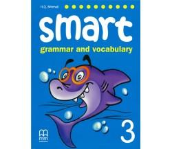 SMART Grammar and Vocabulary 3