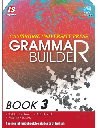 GRAMMAR BUILDER Book 3