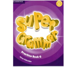 Super Grammar Practice Book 6
