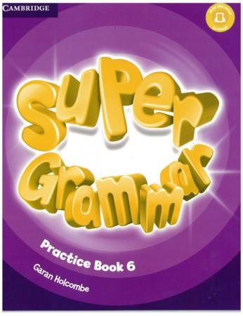 Super Grammar Practice Book 6