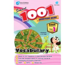 SMART 1001 QUESTION BANK Vocabulary Year 1