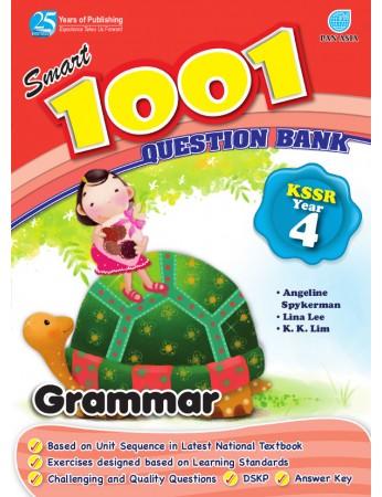 SMART 1001 QUESTION BANK Grammar Year 4