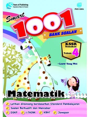 SMART 1001 BANK SOALAN Matematik Tahun 4