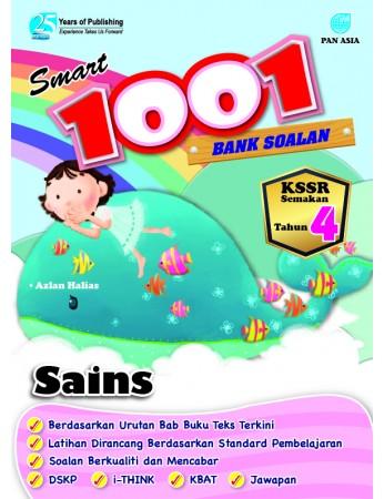 SMART 1001 BANK SOALAN Sains Tahun 4