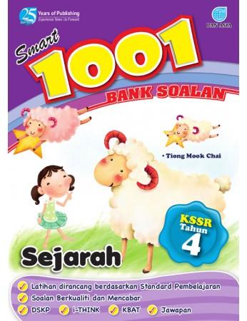 SMART 1001 BANK SOALAN Sejarah Tahun 4