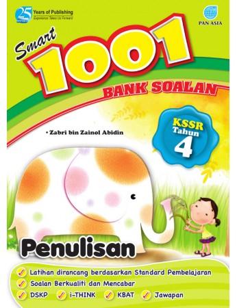 SMART 1001 BANK SOALAN Penulisan Tahun 4