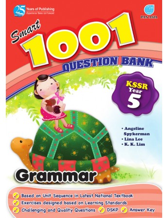 SMART 1001 QUESTION BANK Grammar Year 5