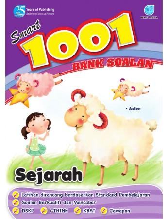 SMART 1001 BANK SOALAN Sejarah Tahun 5
