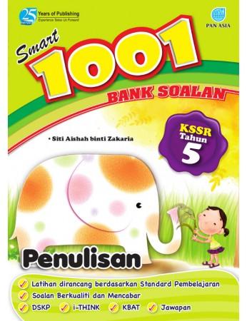 SMART 1001 BANK SOALAN Penulisan Tahun 5