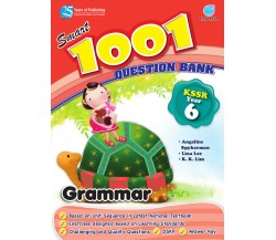 SMART 1001 QUESTION BANK Grammar Year 6