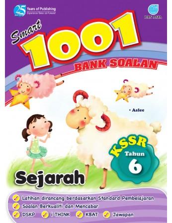 SMART 1001 BANK SOALAN Sejarah Tahun 6