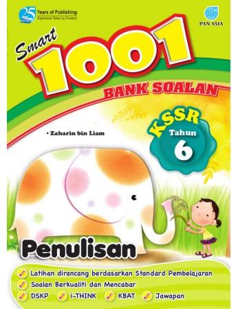 SMART 1001 BANK SOALAN Penulisan Tahun 6