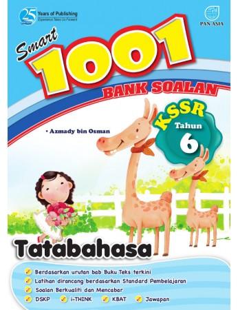 SMART 1001 BANK SOALAN Tatabahasa Tahun 6