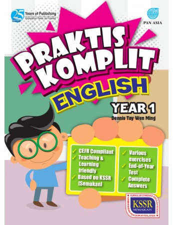 PRAKTIS KOMPLIT English Year 1
