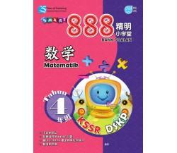 SMART 888 BANK SOALAN Matematik Tahun 4