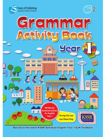 ACTIVITY BOOK Grammar Year 1