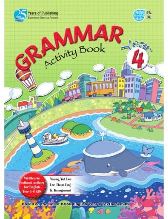 ACTIVITY BOOK Grammar Year 4