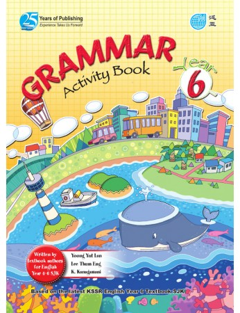 ACTIVITY BOOK Grammar Year 6