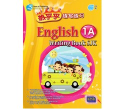 WRITING BOOK English Year 1A