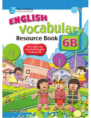 ENGLISH VOCABULARY RESOURCE BOOK Year 6B