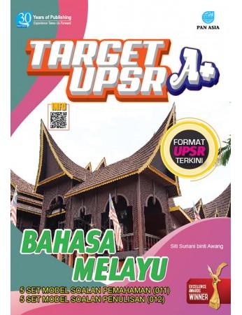 Target UPSR Bahasa Inggeris