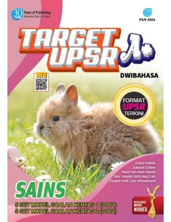 Target UPSR Matematik
