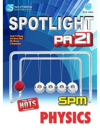SPOTLIGHT PA 21 SPM Physics