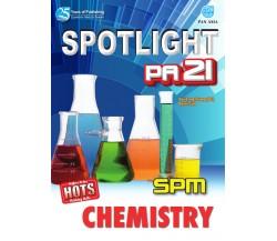 SPOTLIGHT PA 21 SPM Chemistry